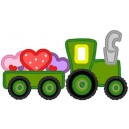 Tractor With Hearts