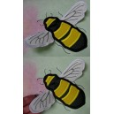 Inhp Bumble Bee With Wings