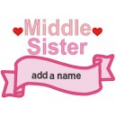 Banner Middle Sister