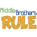 Middle Brothers Rule