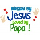 Blessed By Jesus, Papa