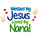 Blessed By Jesus, Nana