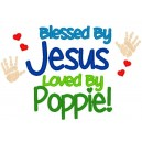 Blessed By Jesus, Poppie