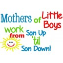 Mother's Of Little Boys