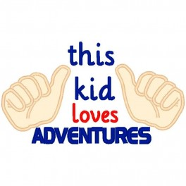 This Kid Loves Adventures