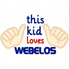 This Kid Loves Webelos