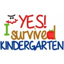 I Survived Kindergarten