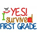 I Survived First Grade