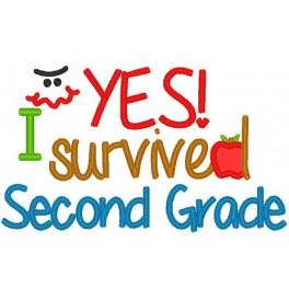 I Survived Second Grade