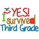 I Survived Third Grade