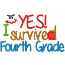 I Survived Fourth Grade