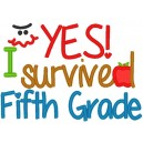 I Survived Fifth Grade