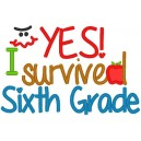 I Survived Sixth Grade
