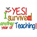I Survived Teaching
