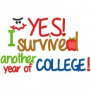I Survived College