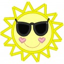 Cool Sun With Shades