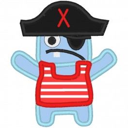 Ugly Pirate