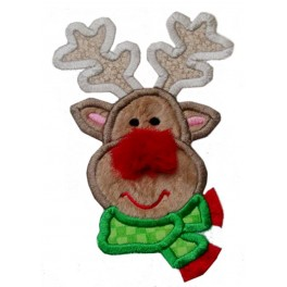 Tulle Reindeer Nose