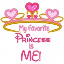 My Favorite Princess is ME!