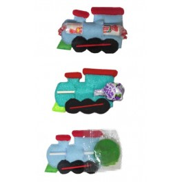 In Hoop Train Candy Holder