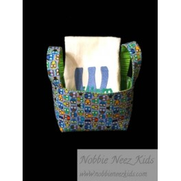 In the Hoop Two Handled Utility Basket/Tote