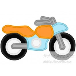 Applique Motorcycle