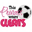 Princess Cleats Soccer