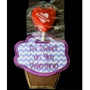 In the Hoop Cupcake Candy Holder