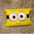 In Hoop Candy Box Yellow Glasses Face
