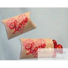 In Hoop Candy Box Valentine Love