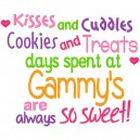 Kisses and Cuddles Gammy
