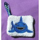 In The Hoop Shark Soap Pocket