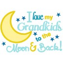 To The Moon Grandkids