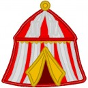 Circus Tent Banner
