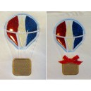 Applique Hot Air Balloon
