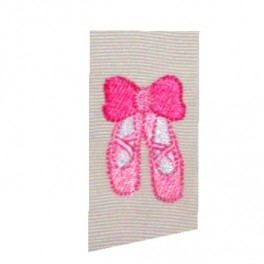 Ballet Shoes with Bow Teeny
