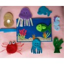 Under the Sea Puppet Set