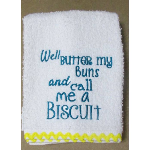pics photos sayings kitchen towel designs set of 6 tea towels with fun hand embroidery motifs