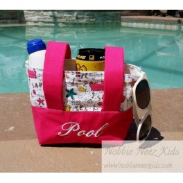 Two Color Tote