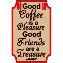 Coffee and Friends Banner