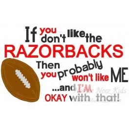 Like Me Razorbacks
