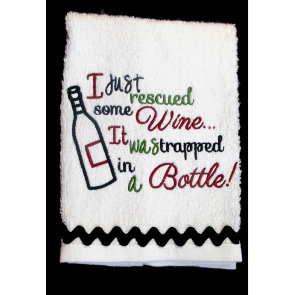 Wine kitchen towel sayings nobbieneezkids for Kitchen design quotes