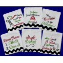 Funny Kitchen Towel Sayings