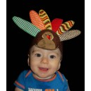 In Hoop Turkey Headband