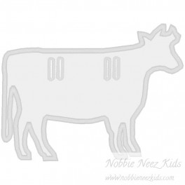 Cow  Silhouette  Banner