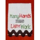 May Hands Light Work