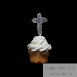 Cross Cupcake Topper