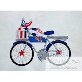 4th of July Bicycle