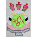 Layer Cake Monogram