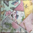 In Hoop Crazy Quilt Square